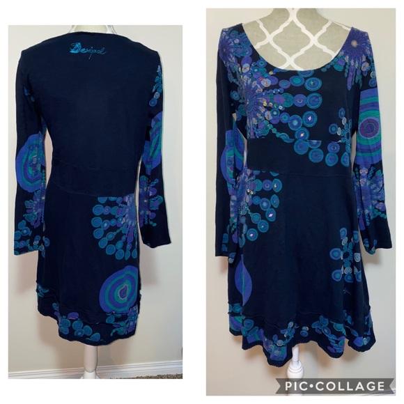 Desigual Dress Size XXL
